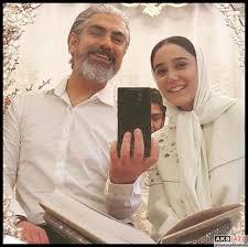 همسر جوان مهدی پاکدل