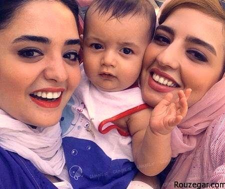بچه دار شدن نرگس محمدی