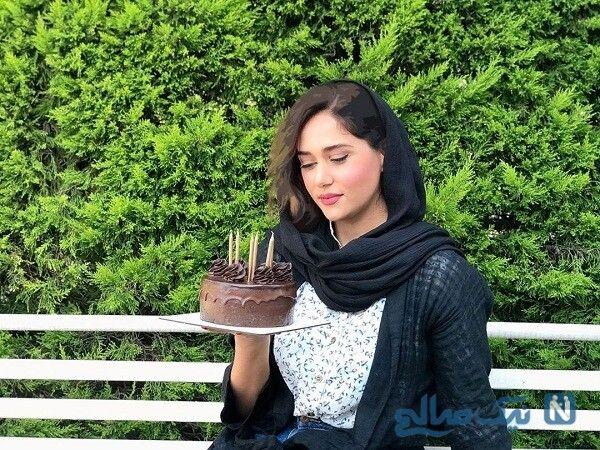 جشن  تولد لاکچری پریناز ایزدیار
