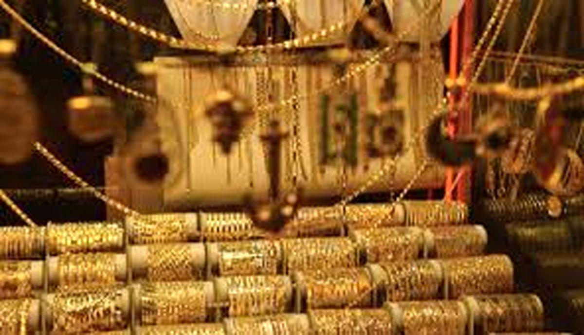 طلا سقوط کرد | چهارشنبه 21 ابان