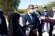 آغاز عملیات احداث مسکن بومیان در کیش
