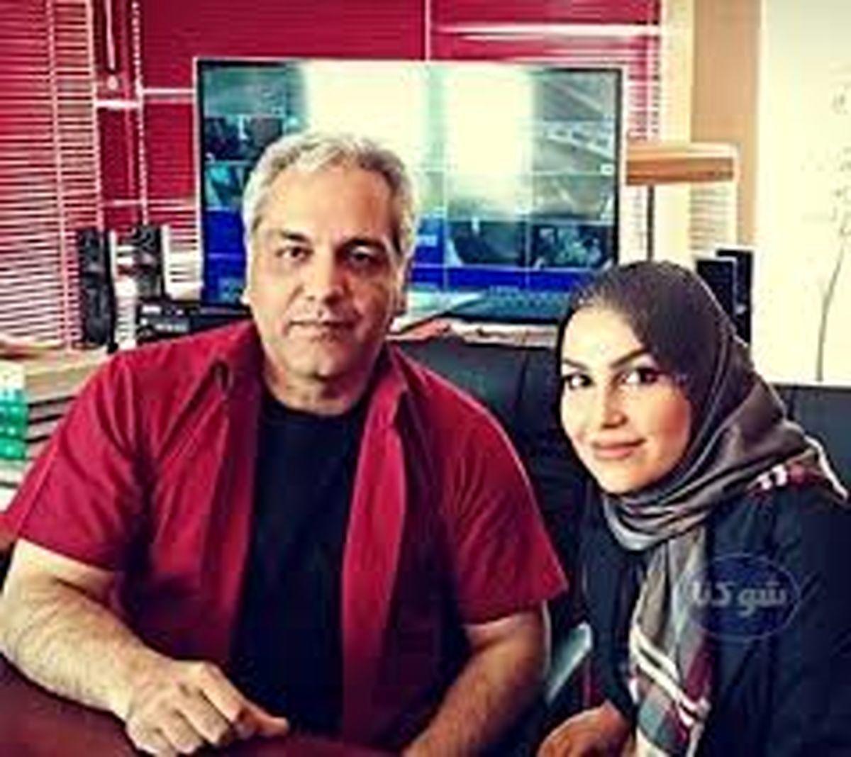 عکس لورفته از مهران مدیری و همسران + عکس دونفره