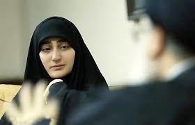 اظهارات جدید زینب سلیمانی در مورد قاتل سردار سلیمانی + عکس