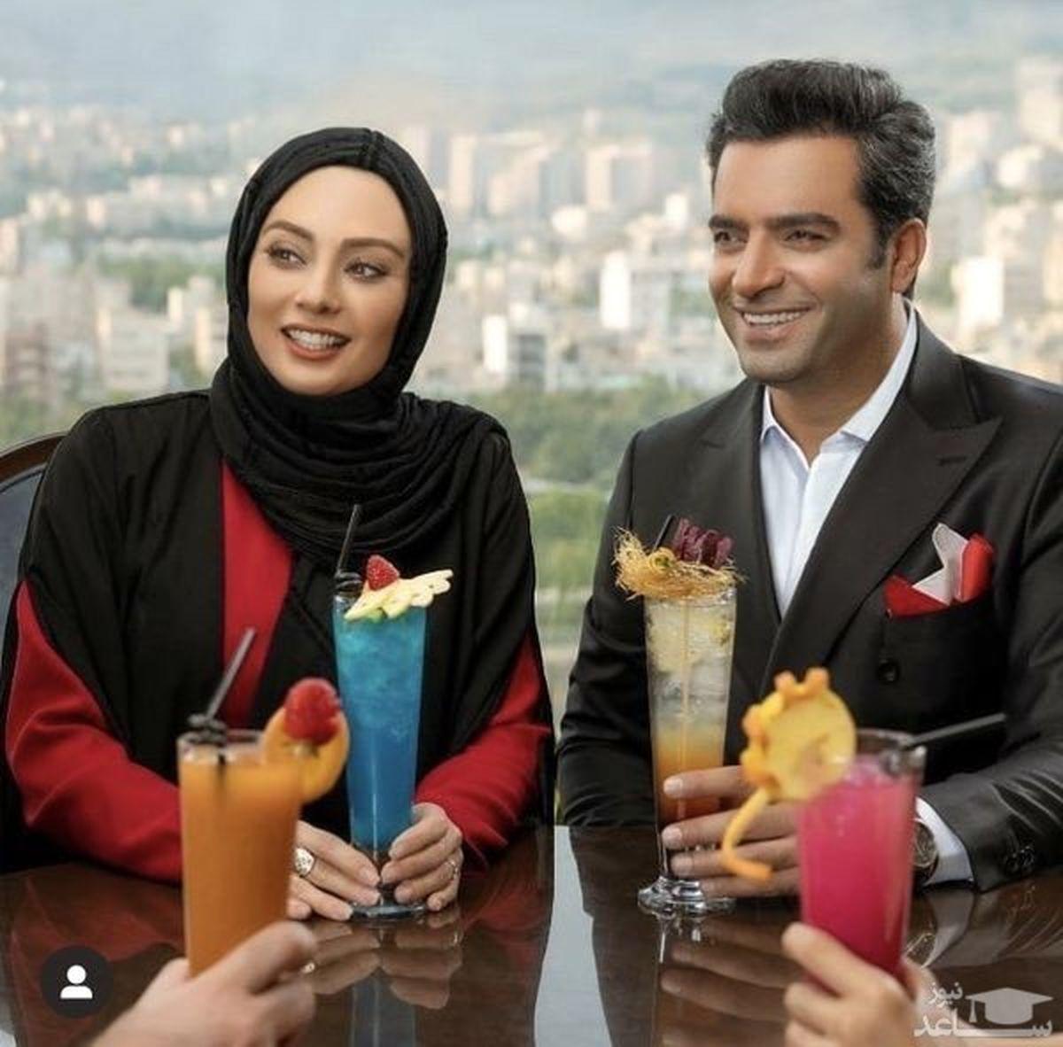 خونه لاکچری یکتا ناصر و همسر کارگردانش + تصاویر و بیگرافی