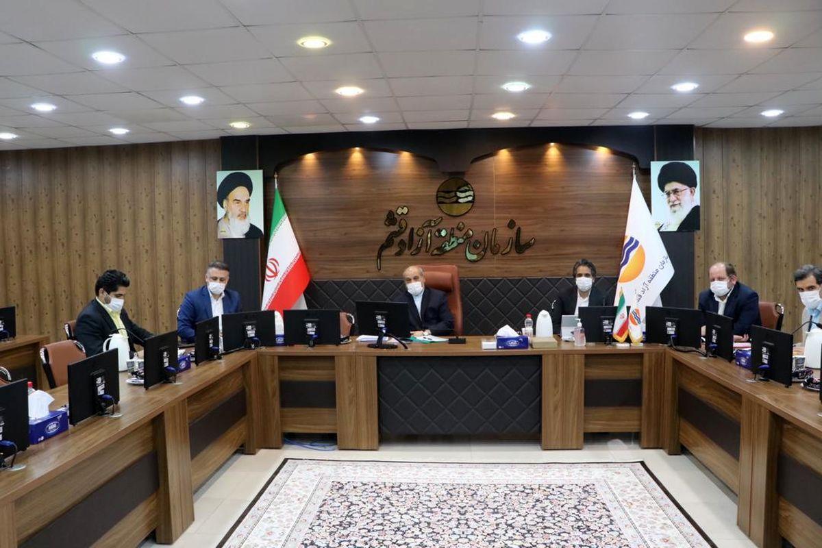 افتتاح 14 پروژه شاخص قشم با حضور عالی ترین مقام اجرایی کشور