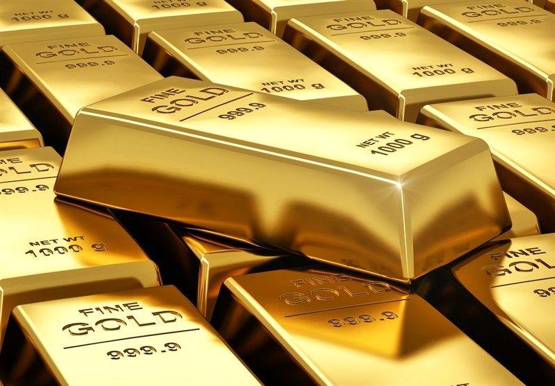 اخرین قیمت طلا در بازار جهانی جمعه 15 فروردین
