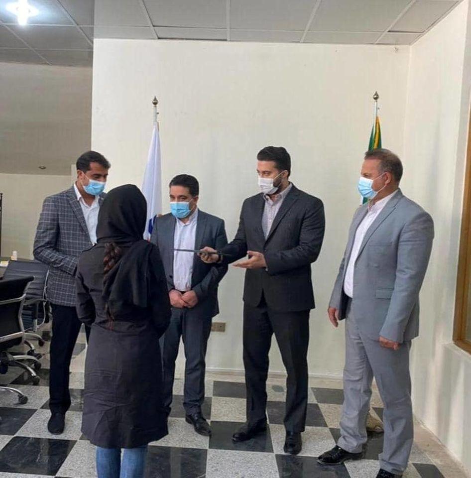 معرفی اعضای هیات رییسه و کمیته های مردان و زنان هیات بوکس منطقه آزاد قشم