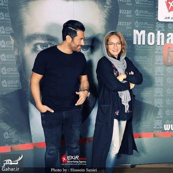ابراز عشق علنی محمدرضا گلزار به مهناز افشار بعد از طلاق جنجالی از یاسین رامین + فیلم و عکس