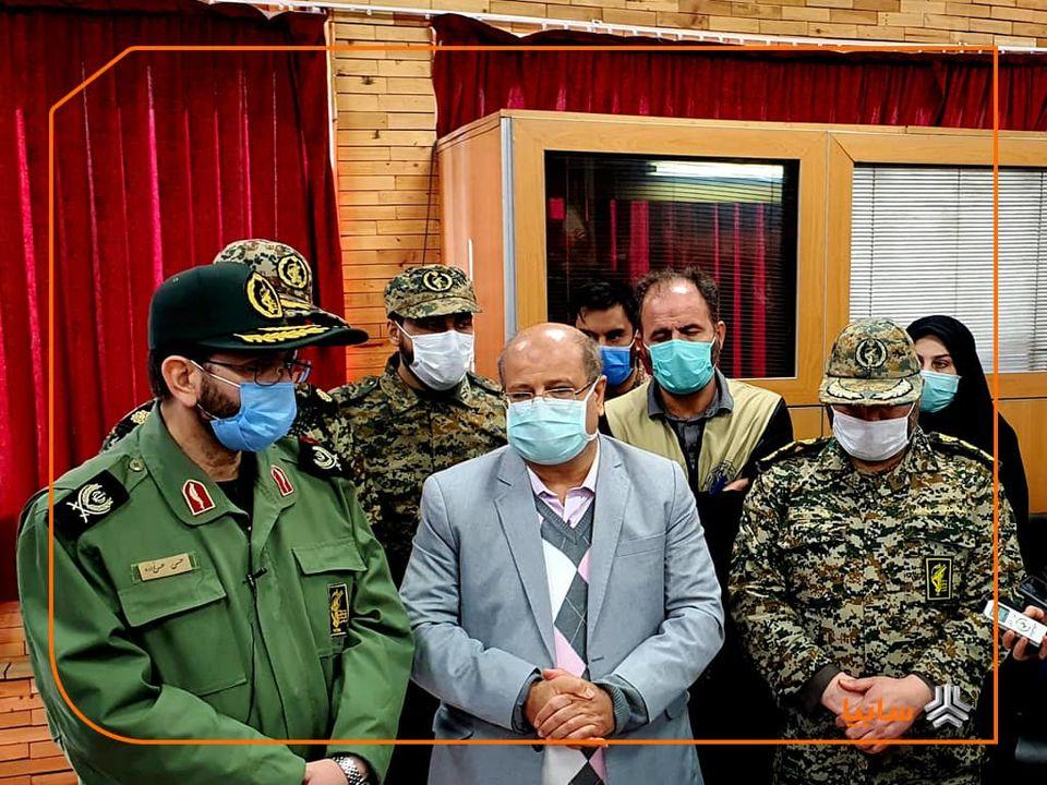 رئیس ستاد مبارزه با کرونا تهران: اجرای شیوهنامههای بهداشتی و مهار ویروس کرونا در گروه سایپا، الگویی موفق برای مراکز صنعتی است