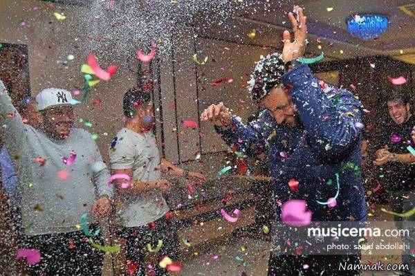 تولد 35 سالگی محمد علیزاده