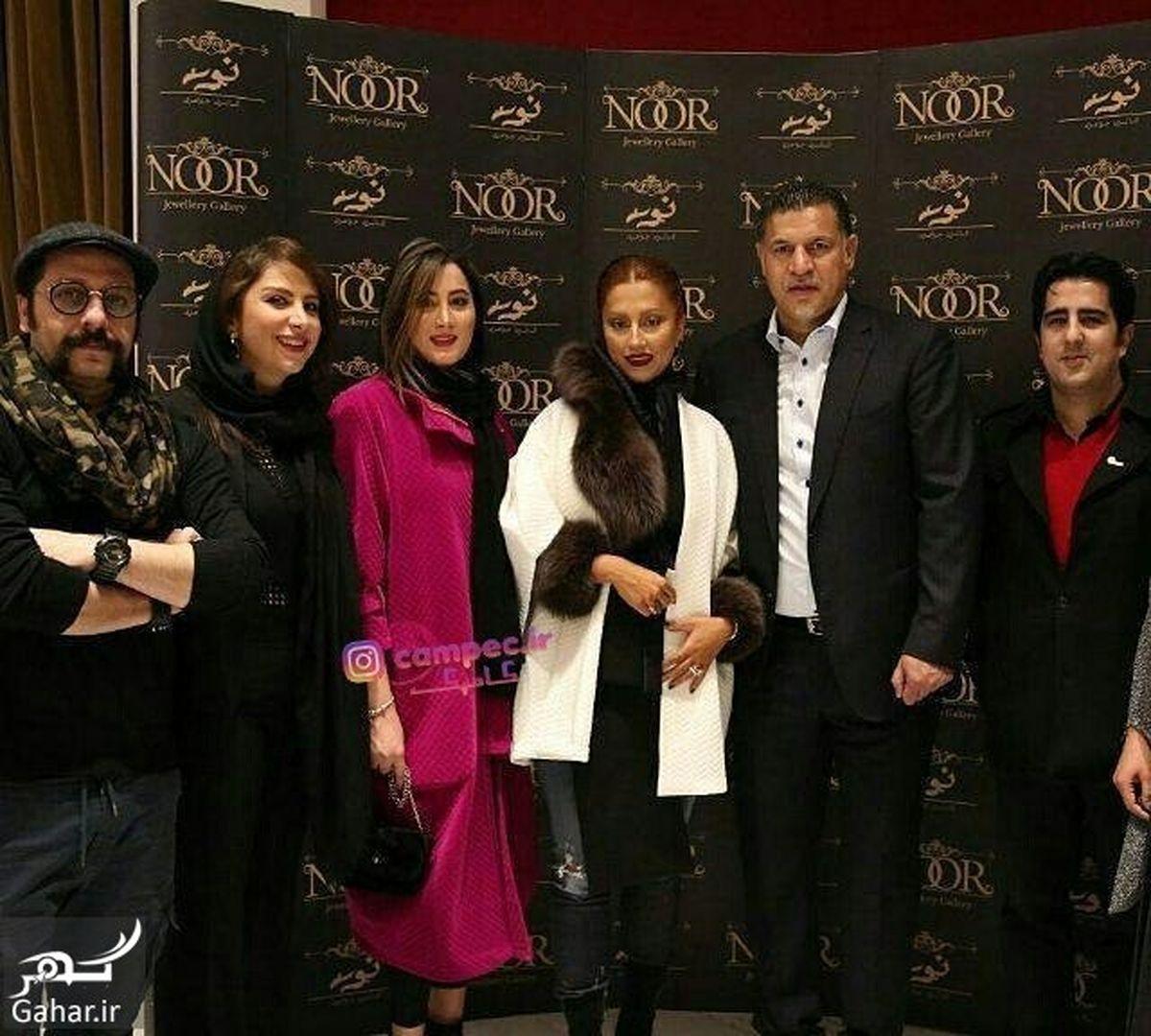 عکس های علی دایی و همسرانش لورفت + عکس خصوصی