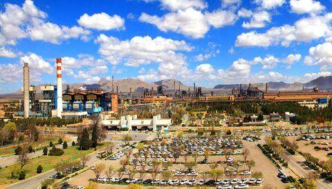 وضعیت بحرانی ذخایر مواد اولیه آهندار ذوب آهن تا یک ماه آینده