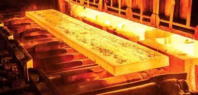 توانمندی فولاد مبارکه برای صادرات اسلب گازترش