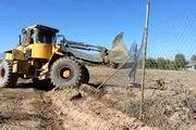 رفع تصرف بیش از21هزار متر مربع اراضی ملی قشم به ارزش بیش از31میلیارد ریال
