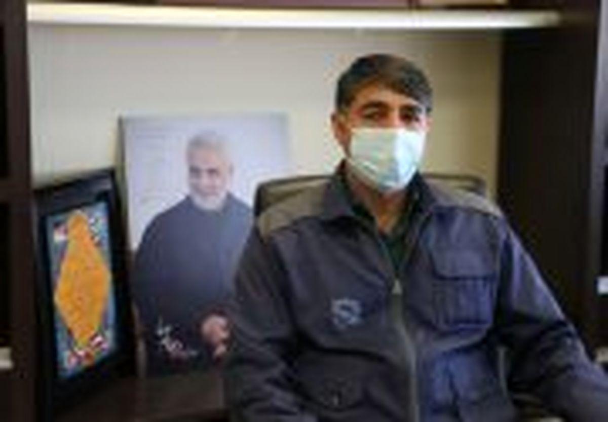 پیام مدیرعامل شرکت سنگ آهن مرکزی ایران – بافق به مناسبت هفته دولت