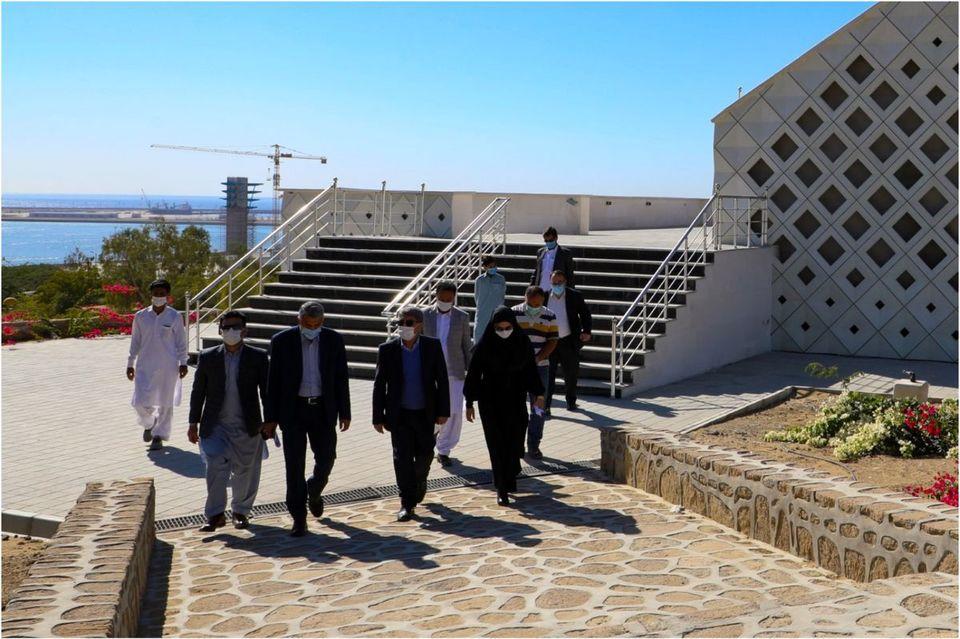 تکمیل پروژههای گردشگری و زیرساختی موجب توسعه منطقه آزادچابهار میشود