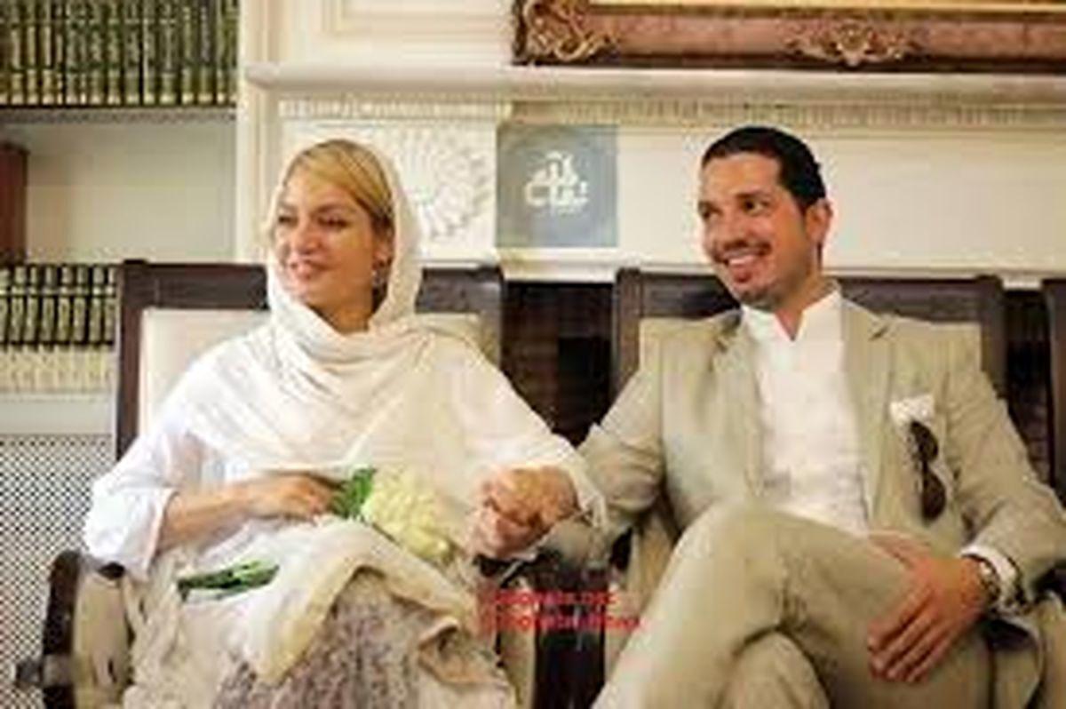عکس های لو رفته از مراسم ازدواج دوم و جنجالی مهناز افشار + ...