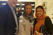 مراسم ازدواج مریم امیر جلالی + عکس همسرش