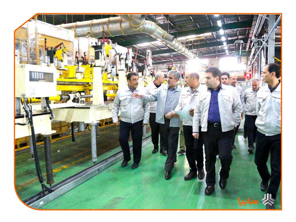 راهاندازی خط تولید بدنه محصولات X200 در پارس خودرو