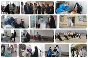 خدمات پزشکی و دارویی رایگان در اردوی جهادی مس