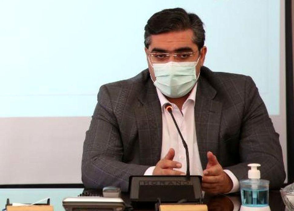 نشست هم اندیشی معاون امور صنایع وزارت صمت با تشکل های تخصصی صنعت پوشاک