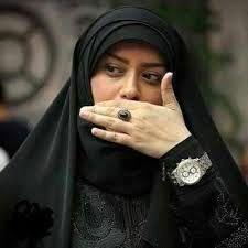 عاشقانه های نامتعارف الهام چرخنده در بغل همسرش + عکس
