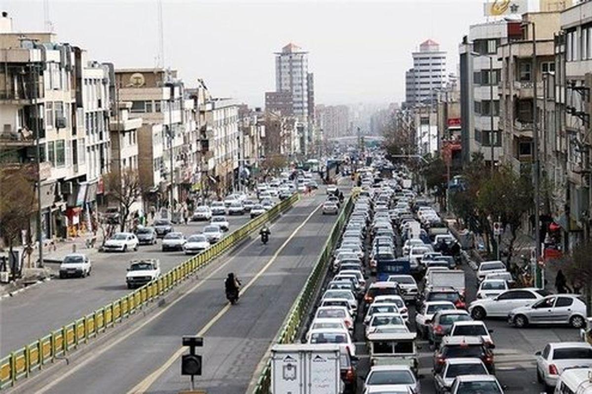 محدودیتهای ترافیکی مراسم عزاداری شهادت حضرت زهرا (س) + جزئیات