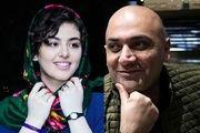 واکنش بی سابقه ریحانه پارسا و همسرش به نظر مردم درباره ازدواجشان + فیلم