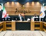 نشست راهبری شورای بهسازی سازمان منطقه آزاد قشم