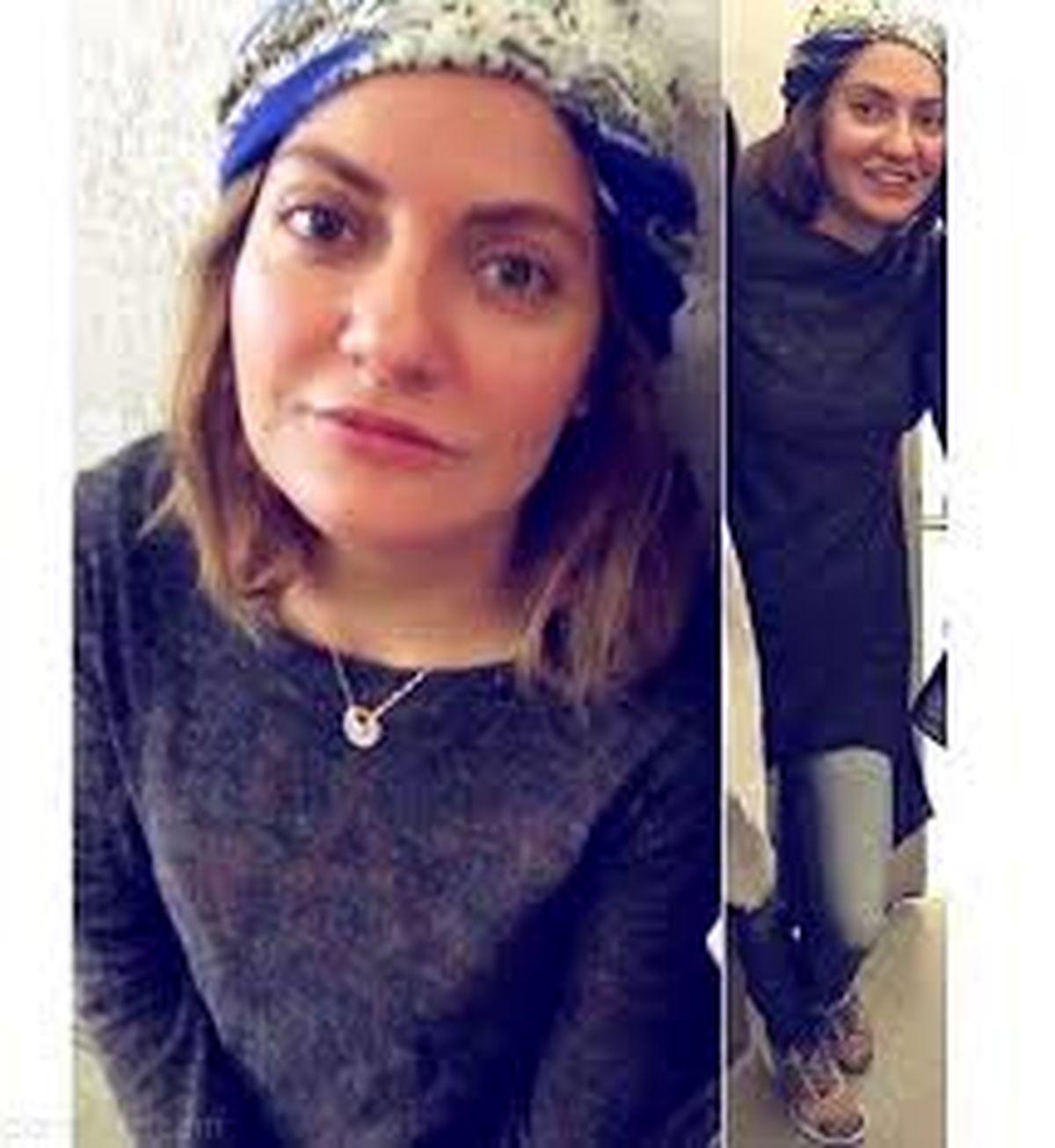 ویدیوی لورفته از مهناز افشار روی صحنه در کنسرت گوگوش + فیلم و عکس