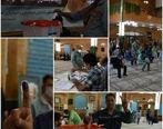 نقش آفرینی برجسته کارکنان شرکت فولاد مبارکه در انتخابات سیزدهم ریاست جمهوری