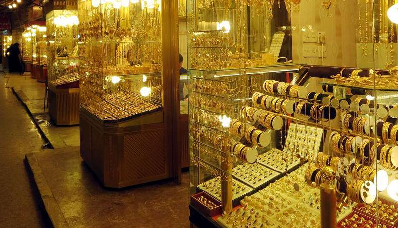 طلا ارزان می شود | دوشنبه 6 اذر