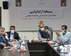 جلسه کمیسیون واگذاری قطعات اراضی سومین شهرک صنعتی منطقه آزاد انزلی برگزار شد
