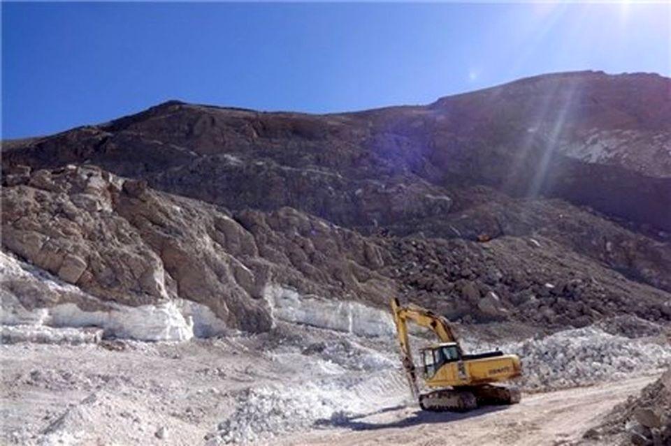 ۲۰ معدن متروکه و ۷۰ محدوده معدنی قدیمی در منطقه آزاد ماکو تعیین تکلیف شد