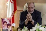 تسلیت مدیرعامل سازمان منطقه آزاد قشم برای  شهادت اولین شهید مدافع سلامت