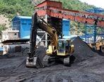 رشد ۸درصدی تولید زغالسنگ ایمیدرو