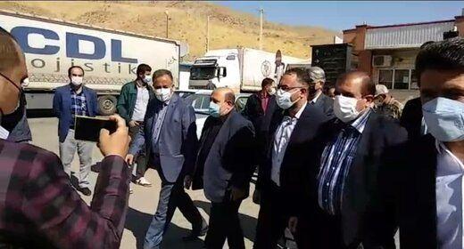 تجلیل از مدیرعامل شرکت سنگ آهن مرکزی ایران - بافق به عنوان خیر امنیت ساز برتر استان یزد