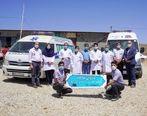 ارائه خدمات درمانی توسط شرکت گلگهر به خانوادههای کمبرخوردار روستایی