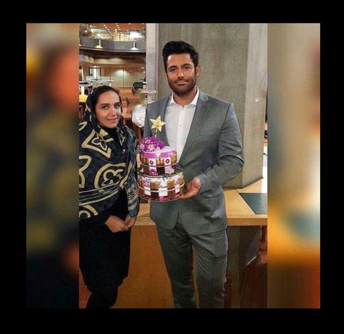 بغل کردن دختر بدون روسری توسط محمدرضا گلزار جنجالی شد + فیلم لورفته