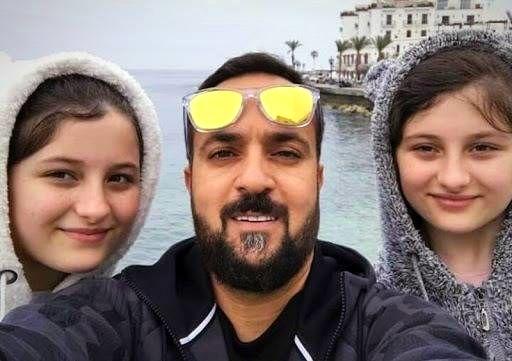 سارا و نیکا و احمد مهرانفر