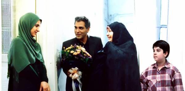 مهران مدیری، فاطمه گودرزی و حمیده خیرآبادی