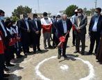 کلنگ ساخت مدرسه شهید سلیمانی منوجان به زمین زده شد