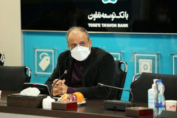 مدیرعامل بانک توسعه تعاون مسئول پیگیری مسائل توسعه ای استان خراسان جنوبی شد