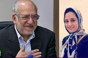 اولین واکنش محمدرضا نعمت زاده نسبت به زندانی شدن دخترش+فیلم