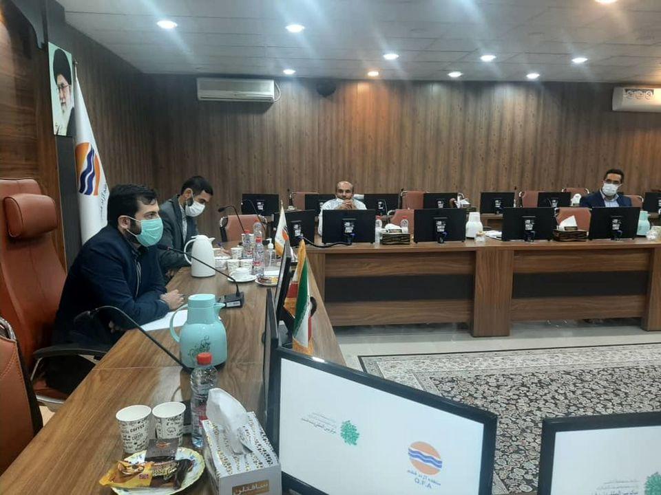 دوره تخصصی پدافند غیرعامل در منطقه آزاد قشم برگزار شد