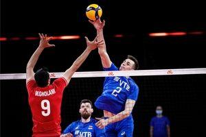 ساعت بازی والیبال ایران-ایتالیا مشخص شد