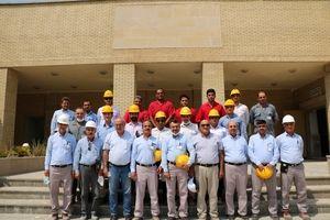 تقدیر از آتشنشانان پتروشیمی هنگام/ تاکید بر ارتقای رکورد ۷.۶ میلیون نفر ساعت کار بدون حادثه