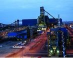 رکورد جدید کارخانه تولید آهن اسفنجی چادرملو