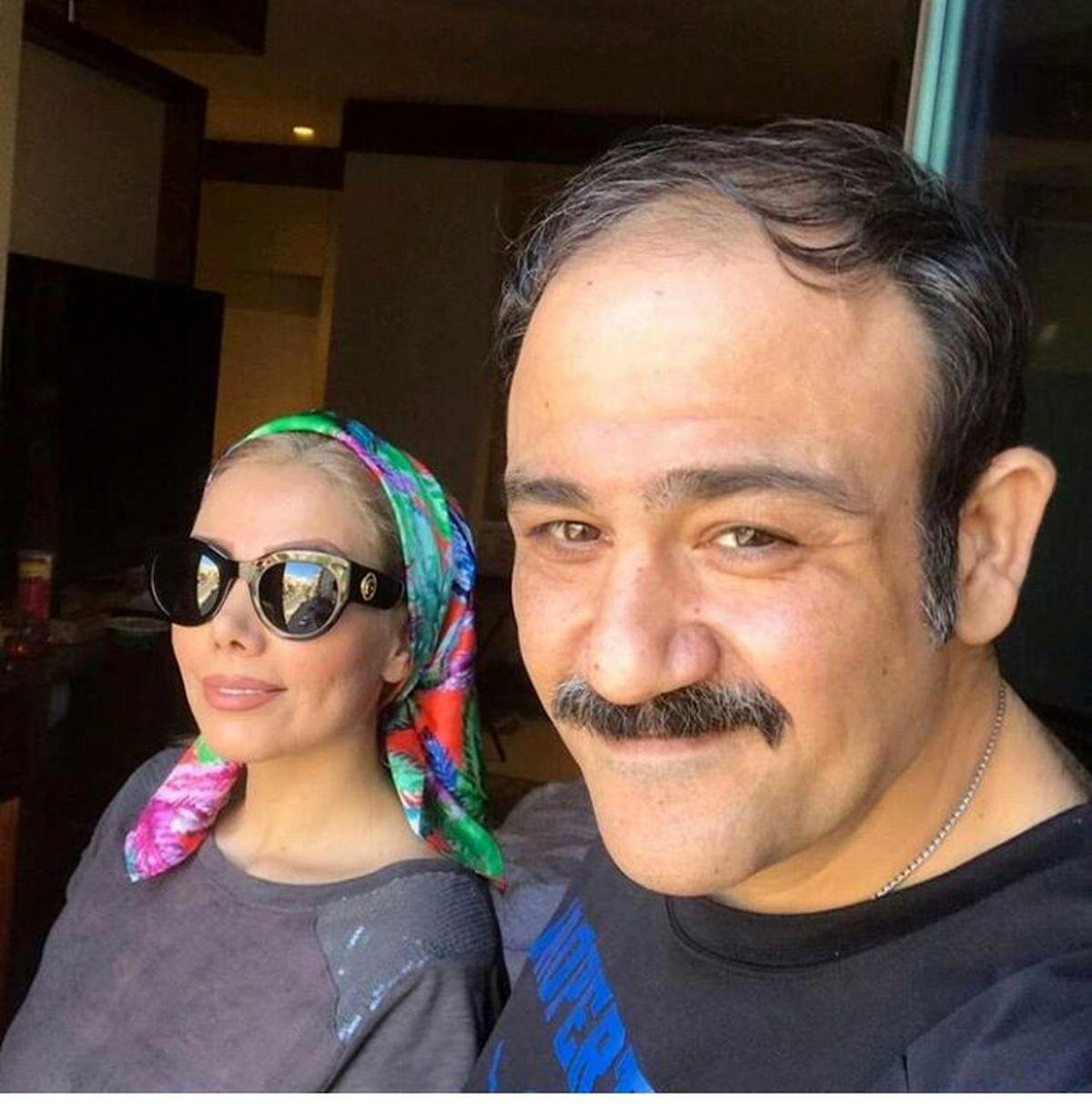 مهران غفوریان | جنجال خودکشی مهران غفوریان + عکس
