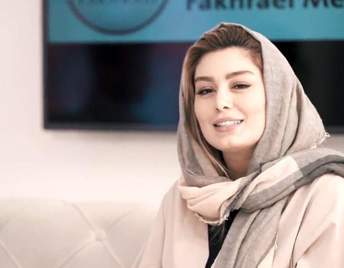 ازدواج سحر قریشی با محمدرضا شریفی نیا فاش شد + فیلم لورفته